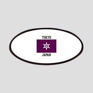 Tokyo, Japan Flag Patch