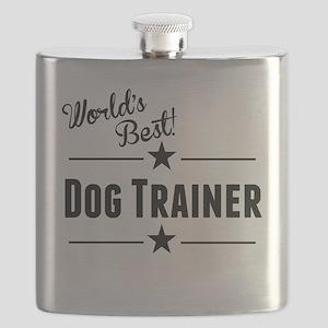 Worlds Best Dog Trainer Flask