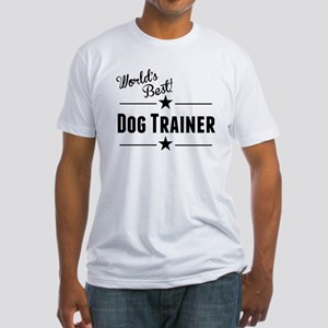 Worlds Best Dog Trainer T-Shirt
