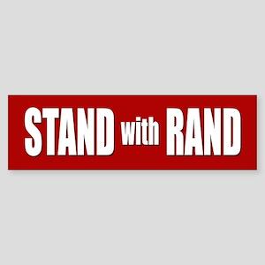 Rand Paul 2016 Bumper Sticker