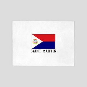 Saint Martin 5'x7'Area Rug