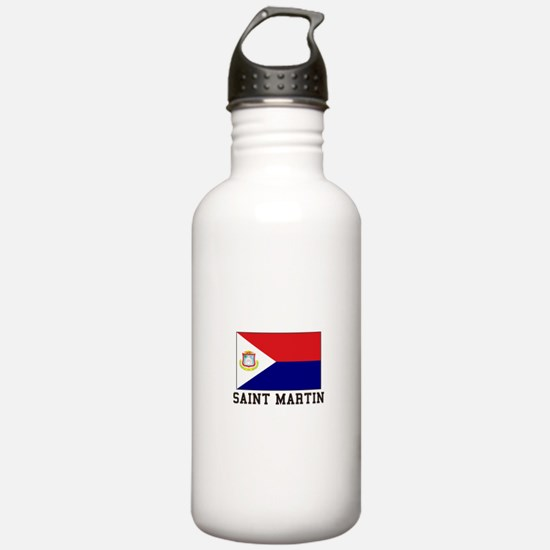 Saint Martin Water Bottle