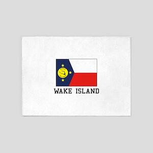 Wake Island 5'x7'Area Rug