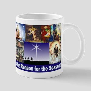 Christmas Nativity Medley 11 oz Ceramic Mug