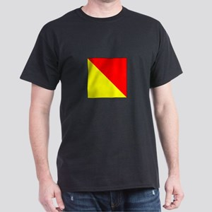 "ICS Flag Letter ""O"" T-Shirt"