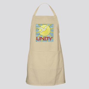 Unity Stained Glass BBQ Apron