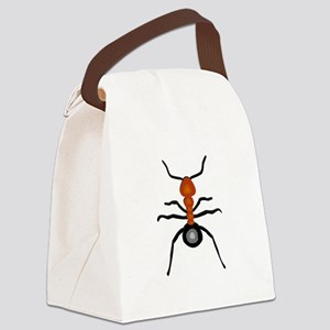 IN LINE Canvas Lunch Bag