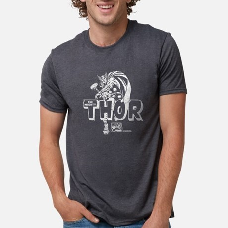 Thor Mighty Comics Tri-Blend T-shirt