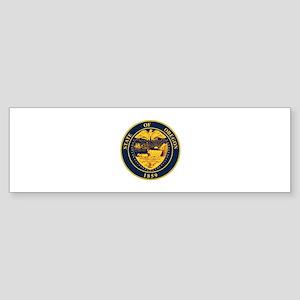Oregon State Seal Bumper Sticker