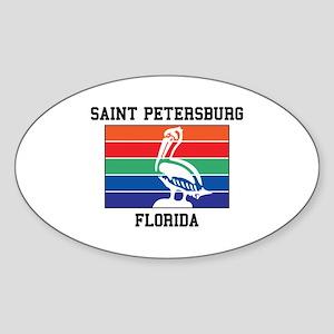 Saint Petersburg Sticker