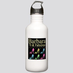 GORGEOUS 70TH Stainless Water Bottle 1.0L
