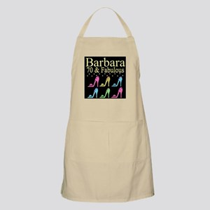 GORGEOUS 70TH Apron