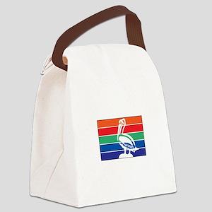 Saint Petersburg, Florida Canvas Lunch Bag