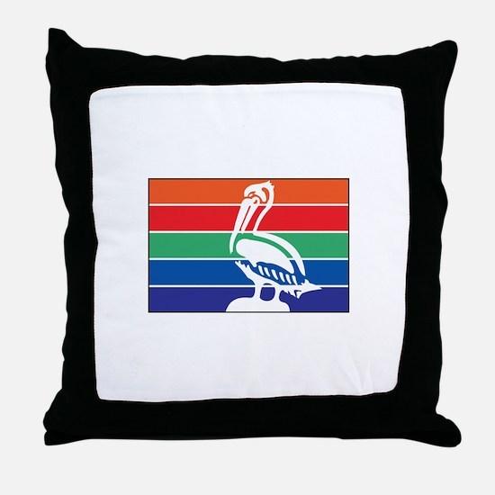 Saint Petersburg, Florida Throw Pillow