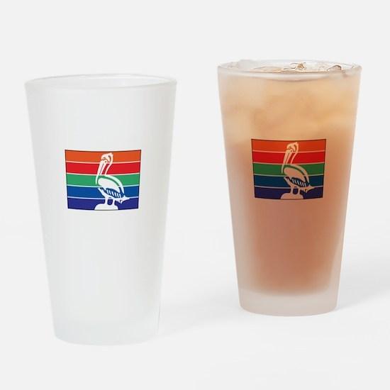 Saint Petersburg, Florida Drinking Glass