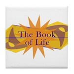 THE BOOK OF LIFE Tile Coaster