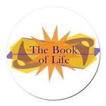 THE BOOK OF LIFE Round Car Magnet
