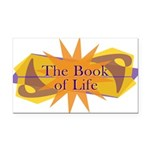 THE BOOK OF LIFE Rectangle Car Magnet