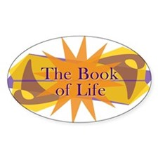 THE BOOK OF LIFE Sticker