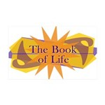 THE BOOK OF LIFE Wall Decal