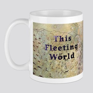 This Fleeting World Mug, Diamond Sutra