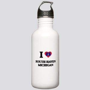I love South Haven Mic Stainless Water Bottle 1.0L