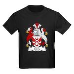 Spry Family Crest Kids Dark T-Shirt