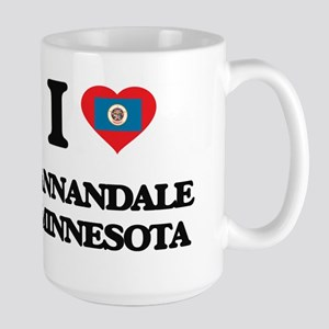 I love Annandale Minnesota Mugs