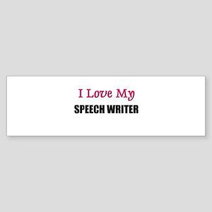 speech about my principal