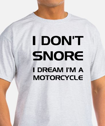 Funny Snore T-Shirt