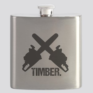 Chainsaws Flask