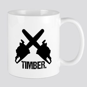 Chainsaws Mugs
