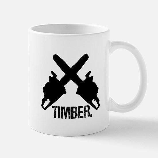 Chainsaws Mugs