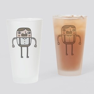 Old Man Drinking Glass