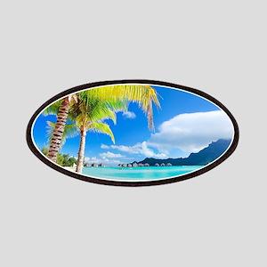 Tropical Beach Patch