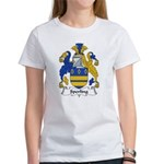 Sperling Family Crest Women's T-Shirt