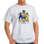 Sperling Family Crest Light T-Shirt