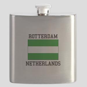 Rotterdam, Netherlands Flask