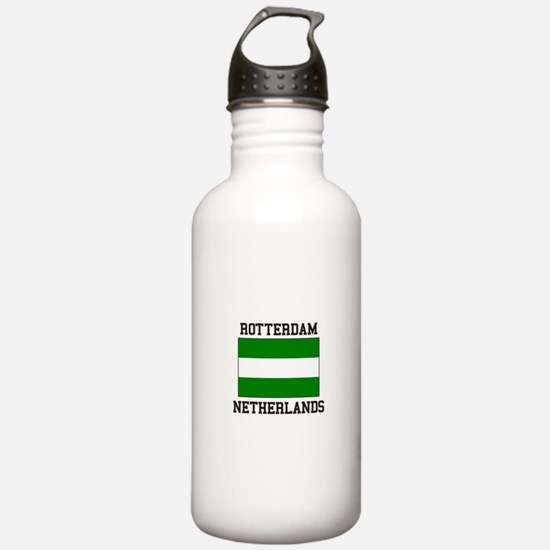 Rotterdam, Netherlands Water Bottle