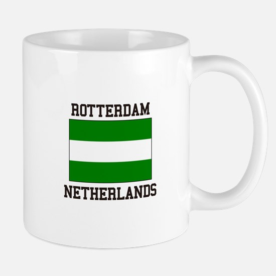 Rotterdam, Netherlands Mugs