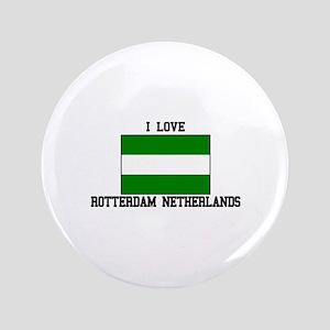 I Love Rotterdam, Netherlands Button