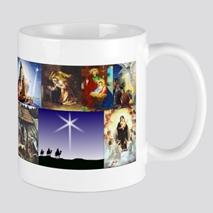 Christmas Nativity Medley 11 oz Ceramic Mug