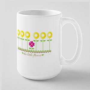 The Little Flower Mugs