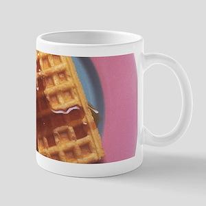 Waffles With Syrup Mugs