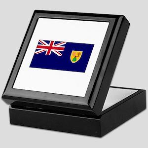 Turks and Caicos Islands Keepsake Box