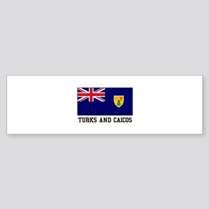 Turks and Caicos Bumper Sticker