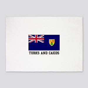 Turks and Caicos 5'x7'Area Rug