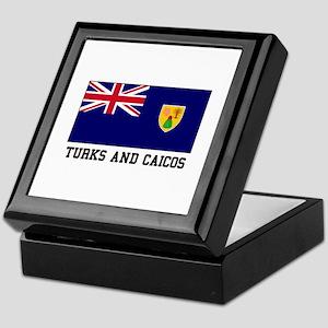 Turks and Caicos Keepsake Box