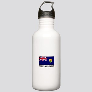 Turks and Caicos Water Bottle