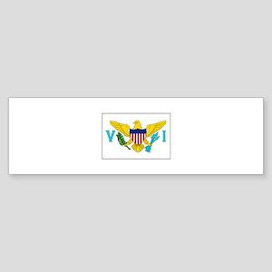 U.S. Virgin Islands Bumper Sticker